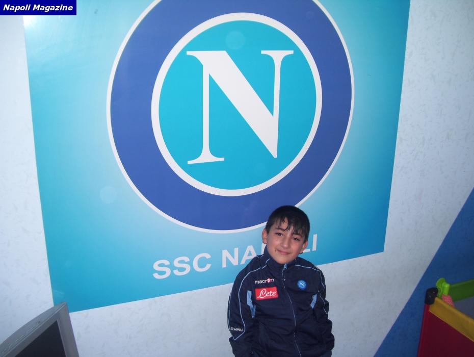 Foto Vittorio E La Cameretta Azzurra Come Il Napoli