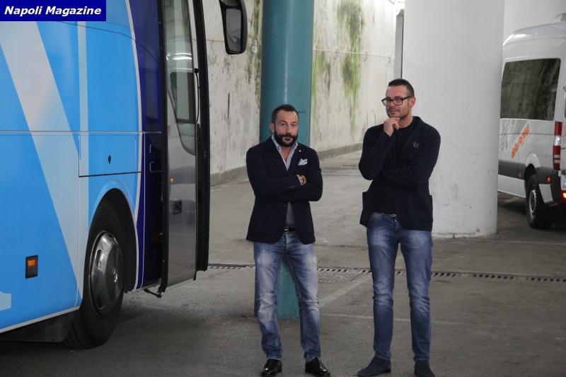 Salisburgo Napoli Hd: Napoli, Al San Paolo Il Figlio Di Sarri